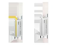 Küblerin hissikorin paikoitusanturit ovat tarkkoja ja edullisia käyttää