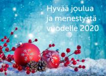 Kimmon blogi: Joulutervehdys ja 25 vuotta anturitekniikkaa