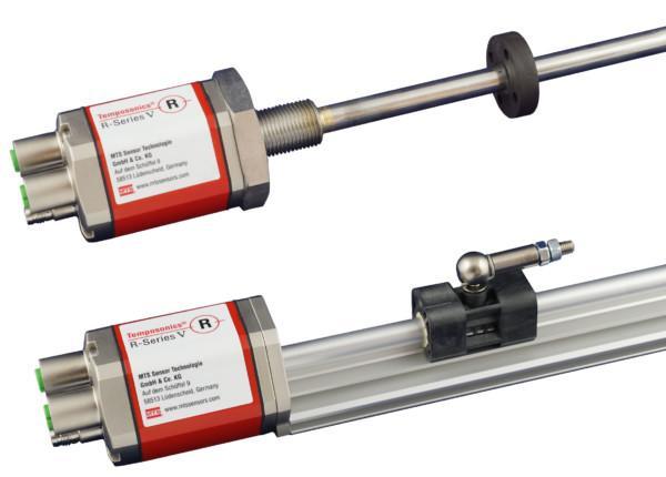 R-sarjan tuotanto loppuu – uusi Temposonics® R5-sarja korvaa poistuvat mallit