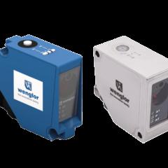 Wenglor etäisyyttä mittaava Wintec DS laseranturi